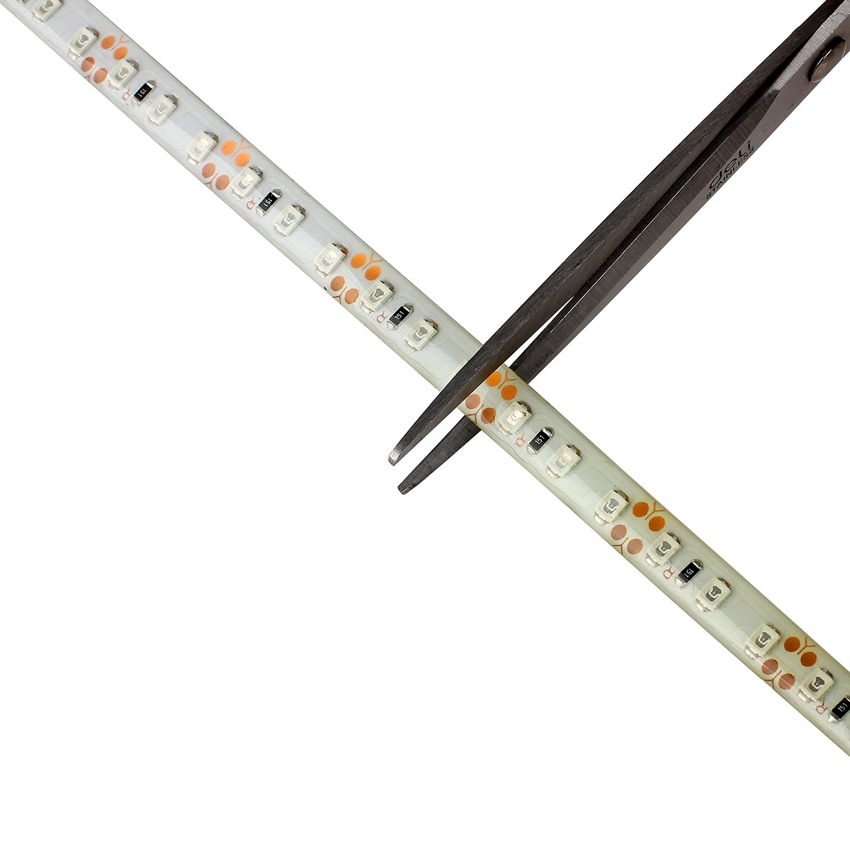 SUPERNIGHT High Density Green Waterproof Led Light Strip, SMD 3528, 5 Meter or 16 Ft LED Strip 120 Leds/M by SUPERNIGHT (Image #6)