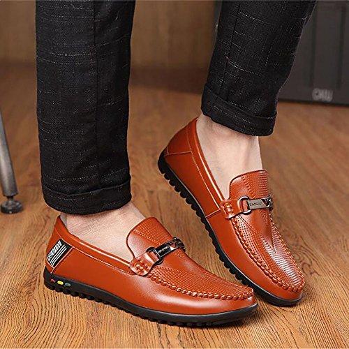 Hommes Pour Chaussures Enfiler C De De 39 Mocassins Personnalité De À Sping Chaussures D'affaires En Chaussures Chaussures Respirantes Summer Et Chaussures Cuir Sport Marche q5xdS