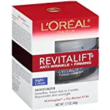 L'Oreal Dermo-Expertise Advanced RevitaLift Night Cream 1.70 oz (Pack of 2)