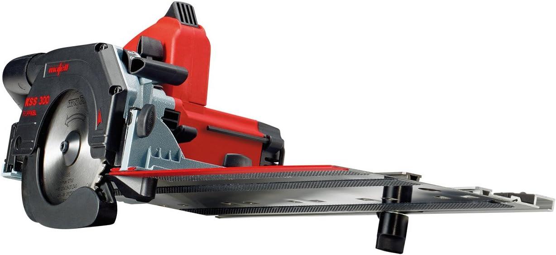 MAFELL 916702 KSS 300 - Sierra de inglete con carril guía (longitud: 300 mm)