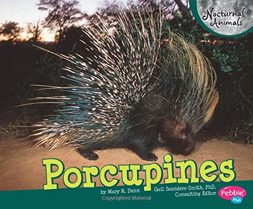 Download Porcupines (Nocturnal Animals) pdf