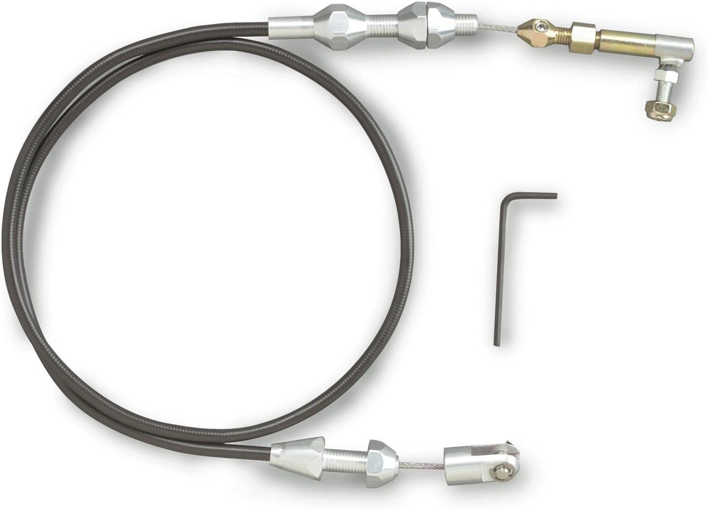 Chevy Mopar-Black Ford Black Street Rod AluminumThrottle Gas Pedal