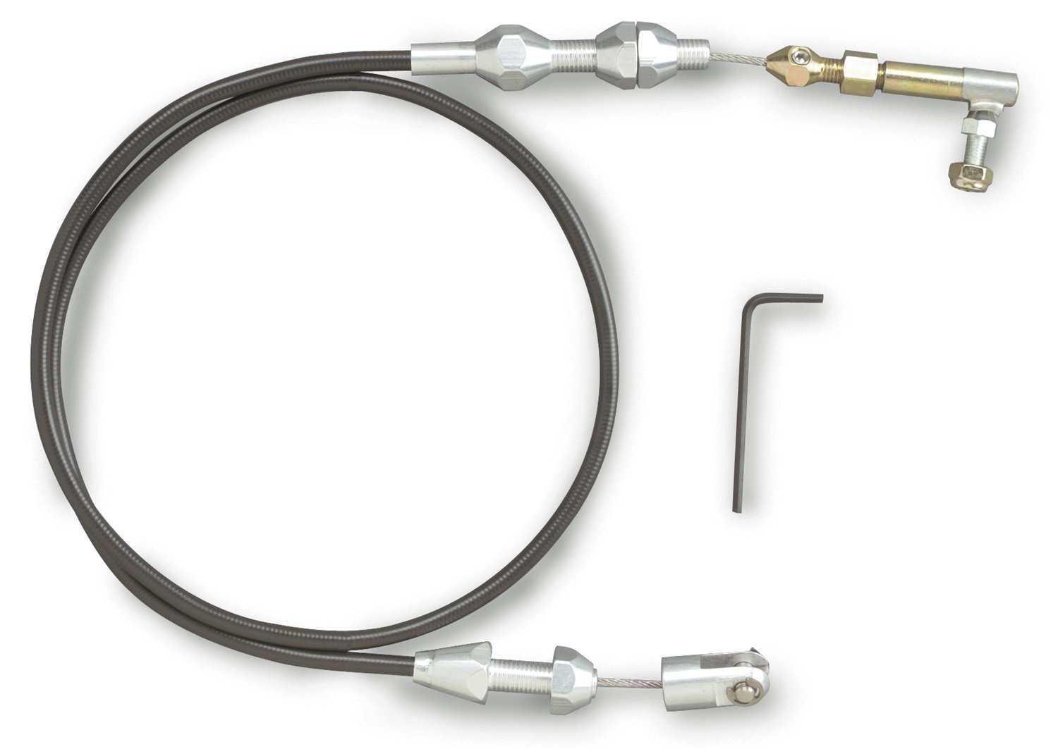 Lokar TC-1000U96 96'' Universal Throttle Cable by Lokar