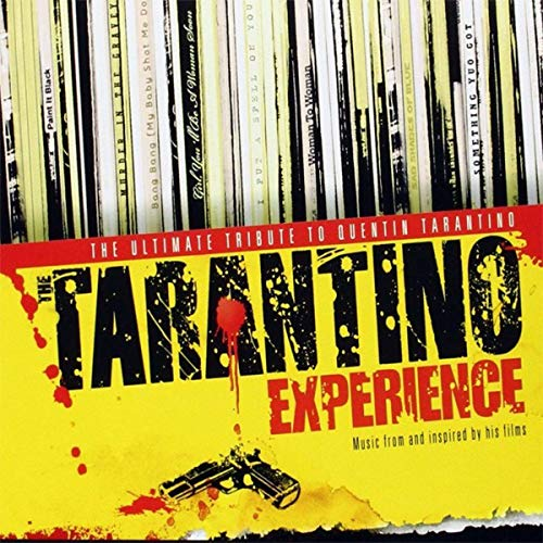 Album Art for Tarantino Experience / Various [Limited Gatefold 180-Gram Red & YellowColored Vinyl] by Various Artists