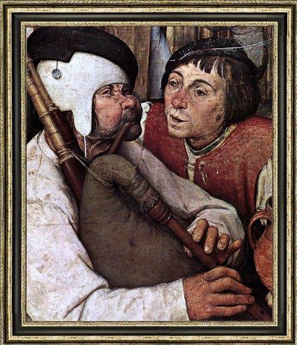 Elder Pieter Peasant Dance (The Elder Pieter Bruegel The Peasant Dance (detail) - 20.1