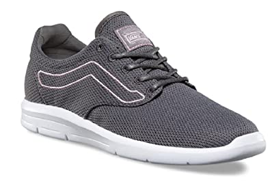 94fcac860c Image Unavailable. Image not available for. Colour  Vans Women s Iso 1.5  (Mesh) Pewter Ballerina Training Running Shoes VN0A2Z5SOCU
