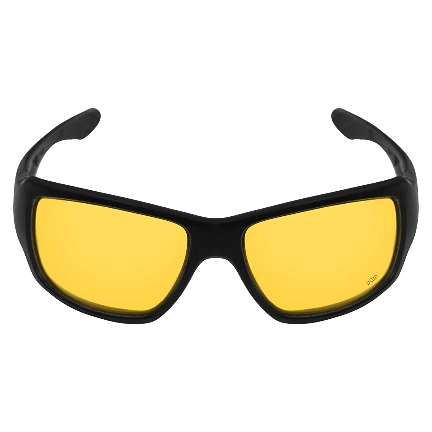4ddcf91f30 Mryok+ Polarized Replacement Lenses for Oakley Big Taco - HD Yellow   Amazon.ca  Clothing   Accessories