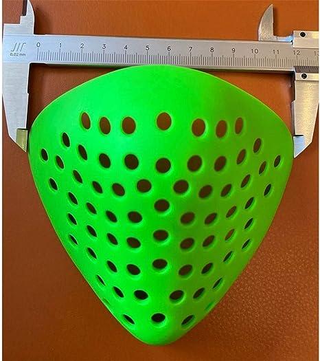 Skxinn Einwegartikel f/ür Erwachsene mit eingebautem umweltfreundlichem Silikon-Atemstent