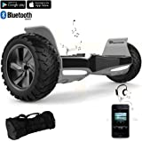 """EverCross 8.5"""" Hoverboard Scooter Patinete del mano Eléctrico Bluetooth APP self balancing"""