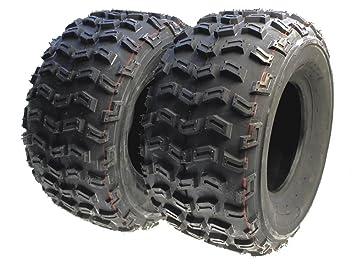 Citomerx - Lote de 2 ruedas para quad traseras, 20 x 10.00-9 para