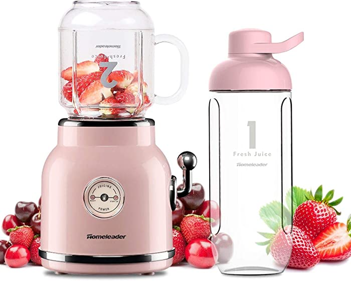 Top 9 Retro Shake Blender