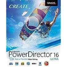 PowerDirector 16 Ultra [PC Download]