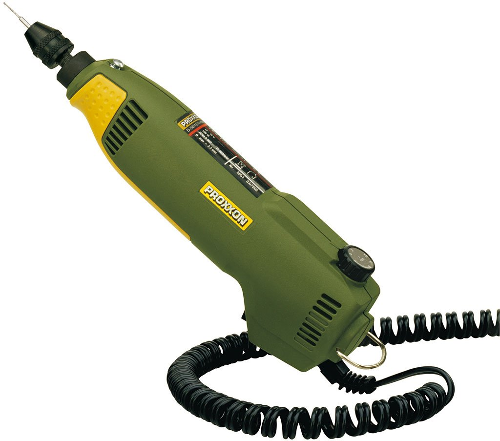 PROXXON 28462 Rotary Tool FBS 12/EF, Green