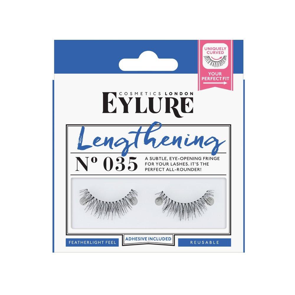 Amazon Eylure Lengthening False Eyelashes Number 035 Beauty