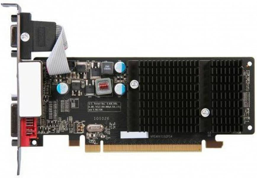 XFX AMD Radeon HD 5450 512MB GDDR3 VGA/DVI/HDMI Low Profile PCI-Express Video Card