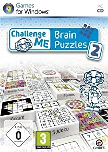 Challenge me : brain puzzles 2 [Importación francesa]