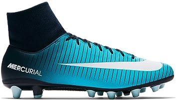 3aaa83d69b68 Nike 903608 404 Men s Mercurial Victory VI DF (AG) Football Boots Mens  Gr