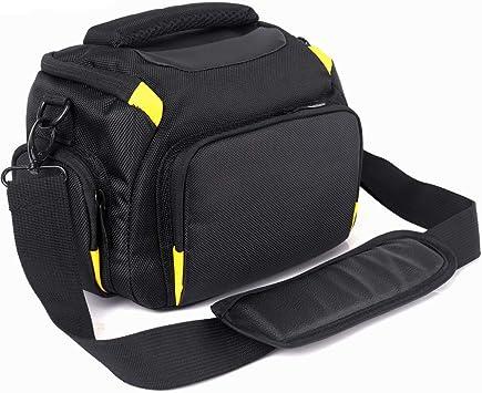YELLOL Bolso cámara SLR a Prueba de Agua para Nikon D5600 ...