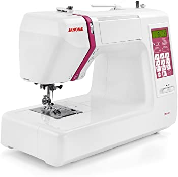Janome DC5100 Review