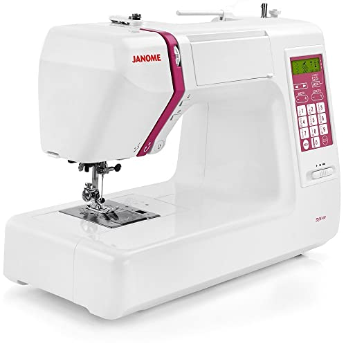 Janome DC5100 Computerized Sewing Machine Review
