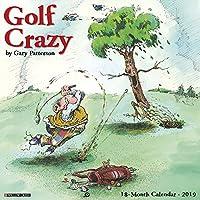 Golf Crazy 2019 Calendar