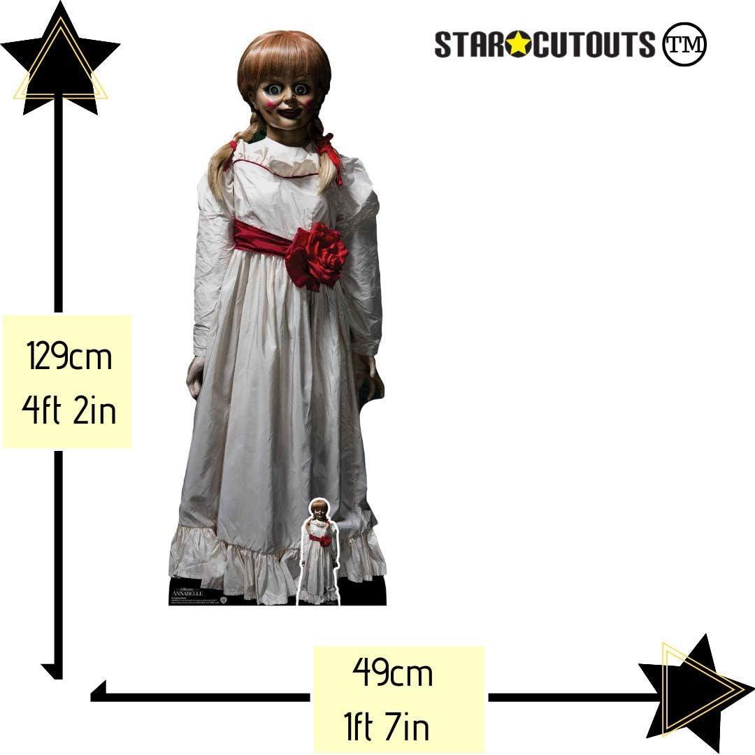 STAR CUTOUTS Ltd Poup/ée Annabelle