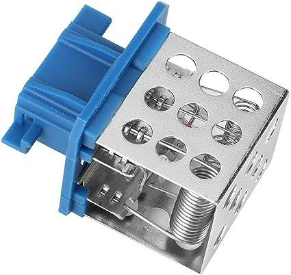 KIMISS Resistencia del ventilador del motor de metal, resistencia ...