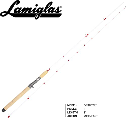 Lamiglas Team Kokanee Jared Johnson Rod