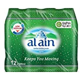 Al Ain Bottled Drinking Water - 500ml (Pack of 12)