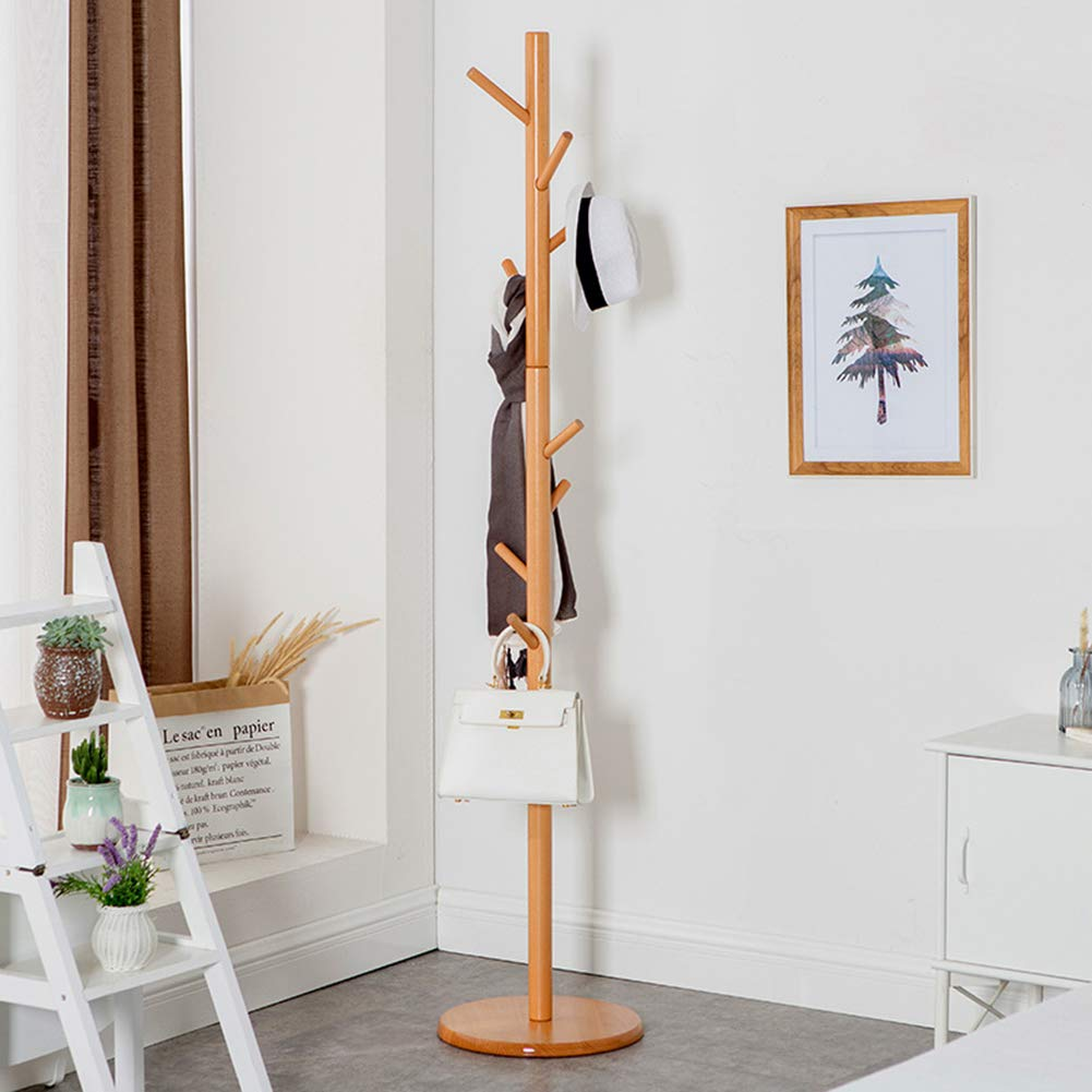 DATOUFZR Tree Scorpion Coat Rack Bedroom Simple Landing Clothes Creative Hanging Clothes Rack Storage Rack, 175CM by DATOUFZR (Image #3)