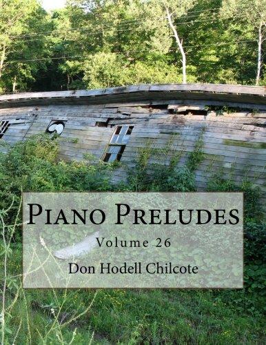 Download Piano Preludes Volume 26 pdf epub