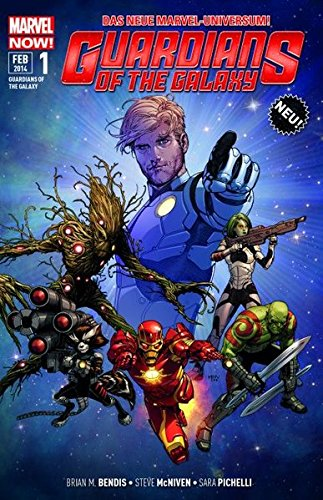Price comparison product image Guardians of the Galaxy 01
