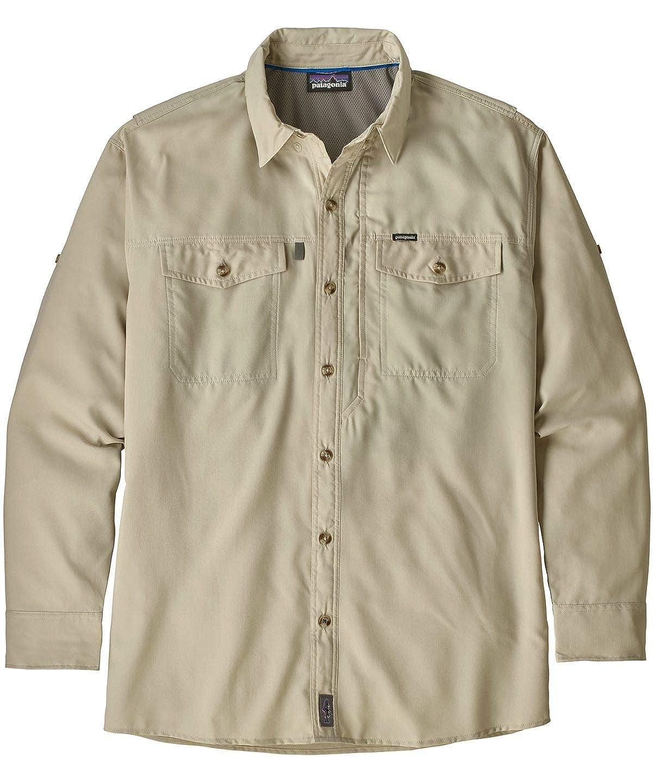 Patagonia Hommes's Long-Sleeved Sol Patrol™ II Shirt 54254 PLCN 54254