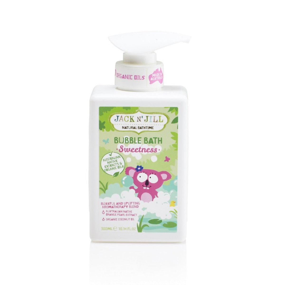 Natural Bath Time Sweetness Bubble Bath by Jack N' Jill by Jack N' Jill