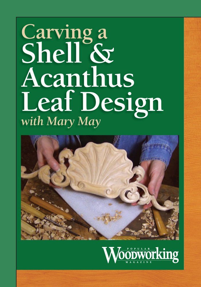 Carve an Acanthus Leaf and Shell