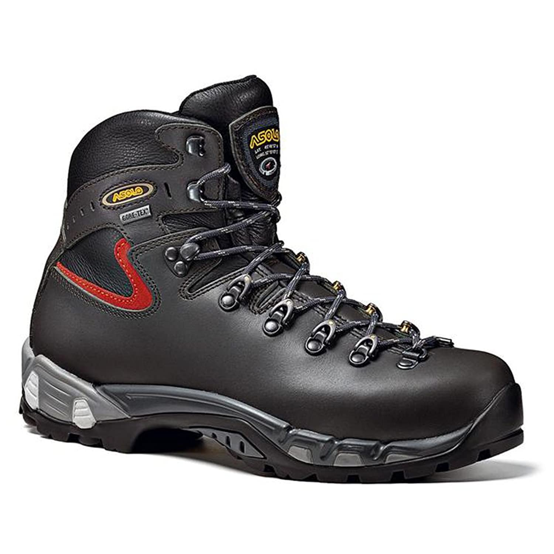 0M2200_450 Asolo Men's Power Matic Hiking Boots - Dark Graphite