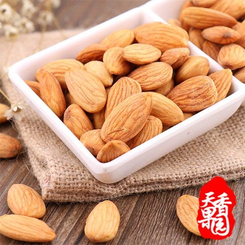 Aseus Chinese delicacies Specialty almond nuts nuts taste with salt and pepper baked almond shell 5 kg 2500g shipping