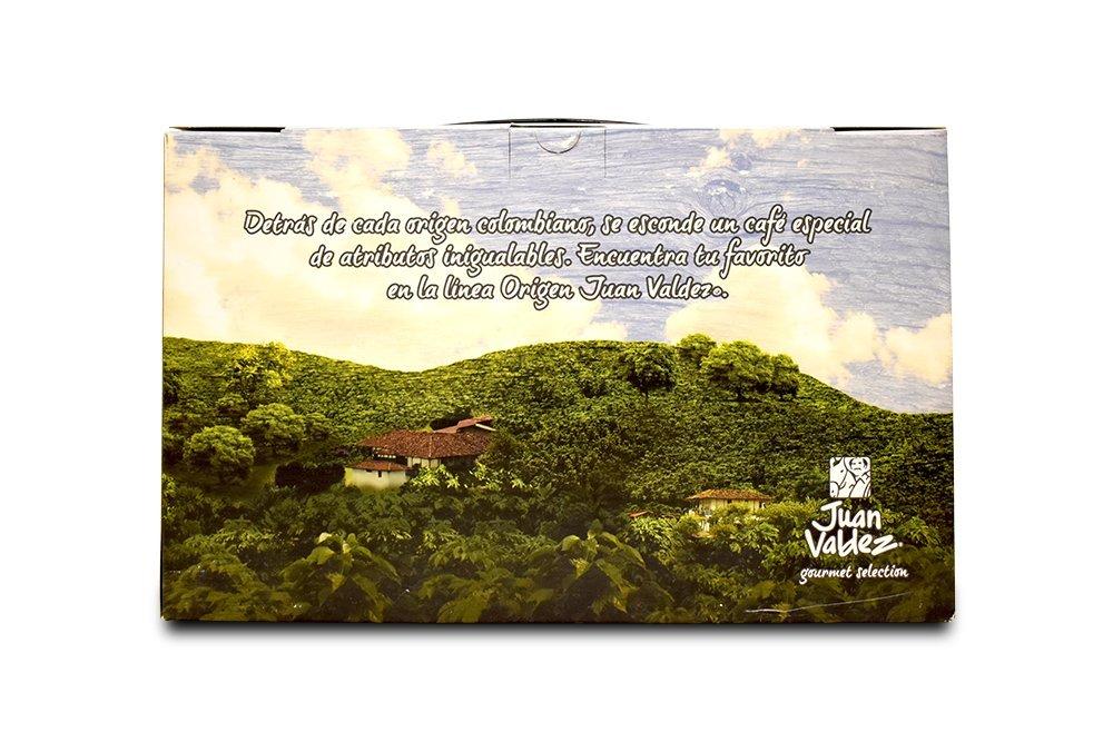 Juan Valdez – Single Origin café molido 4 pieza Kit: Amazon ...