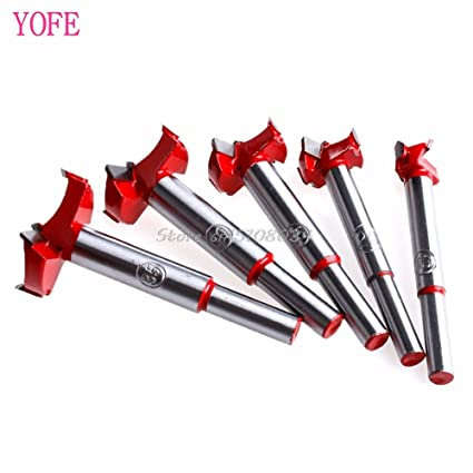 Generic 20mm : Professional Forstner Woodworking Hole Saw Cutter Drill Bits 16/20/25/30/35mm -S018 High Quty