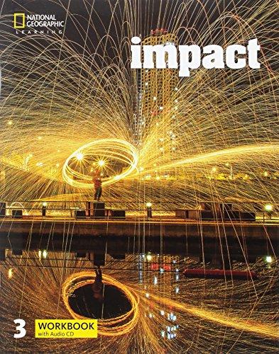 Impact 3. Student's Book (+ CD) por Vv.Aa