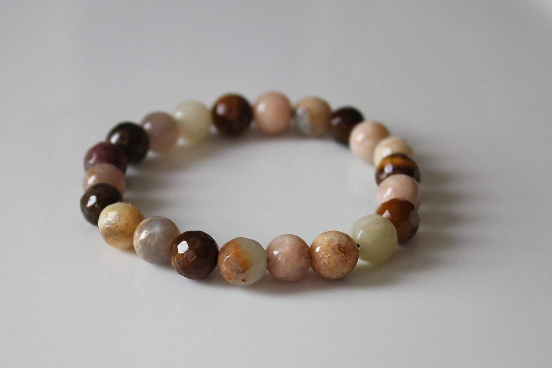 LUCKY PROSPERITY BRACELET//Healing Crystal Bracelet//Boost Luck//Dispel negative energy
