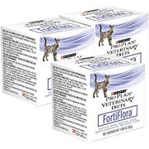 Purina 3-Pack Fortiflora Feline Nutritional Supplement for Pets