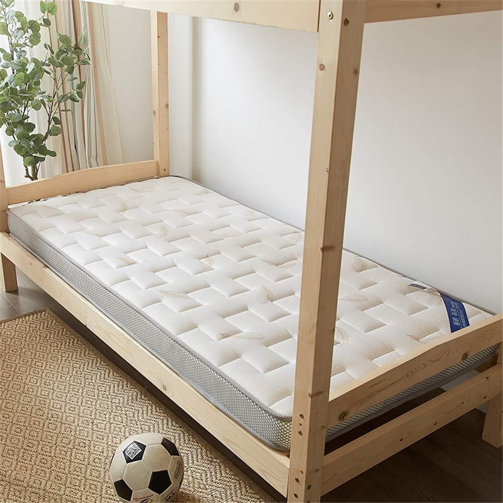 GFYL Thick Tatami Mattress,Sleeping Tatami Floor mat, Foldable Futon Tatami Mattress,Soft Thick Japanese Student Dormitory Mattress Pad,White,47.3''X79'' by GFYL