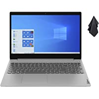 "2021 Newest Lenovo IdeaPad 3 15.6"" HD Touch Screen Laptop, Intel Quad-Core i5-1035G1 Up to 3.6GHz (Beats i7-8550U), 12GB…"