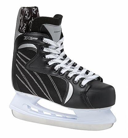 Amazon Com Winnwell Senior Ice Hockey Skates X Lite Sports