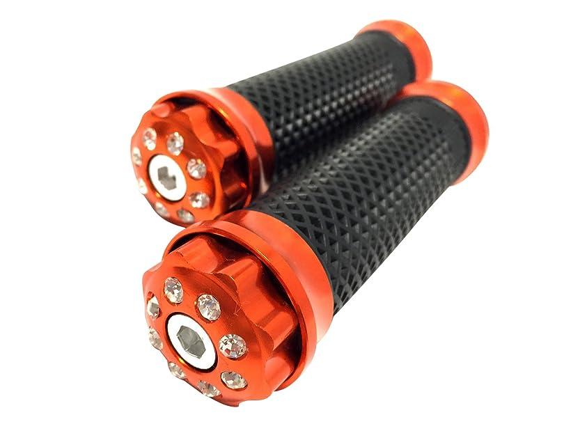 ファックスボクシングトラフDAYTONA(デイトナ) PRO-GRIP(プログリップ) ハンドルグリップ #601 耐震GEL 120mm エンド貫通タイプ グリーン/ブラック 98027