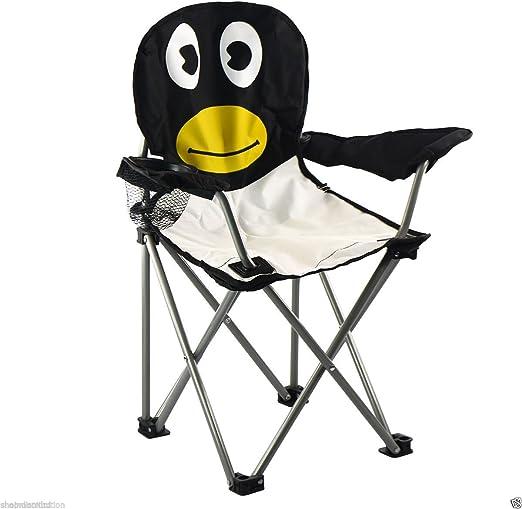 Jardin Chaise pliante pour campingplage pliable pour enfant