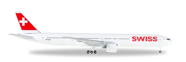 Herpa 526364-001 Mehrfarbig Fahrzeug Bunin Aeroflot Boeing 777-300ER I