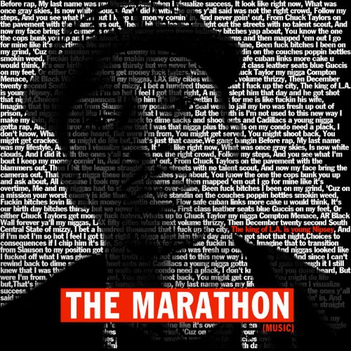 The Marathon [Explicit]