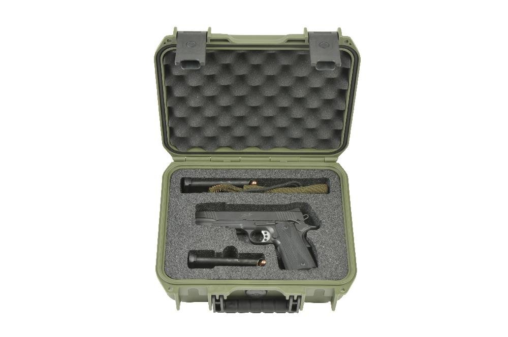 SKB Single Pistol color negro Funda para armas de airsoft